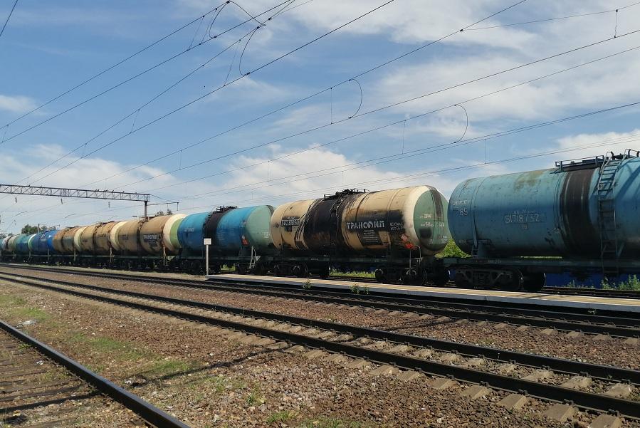 В Тамбовской области проходит месячник по детской безопасности на железной дороге
