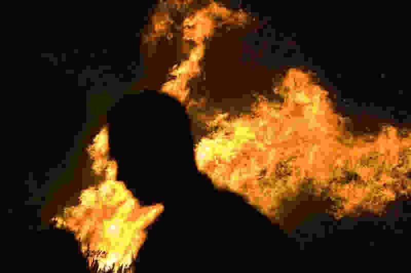 В Тамбовской области сотрудники полиции задержали двоих поджигателей