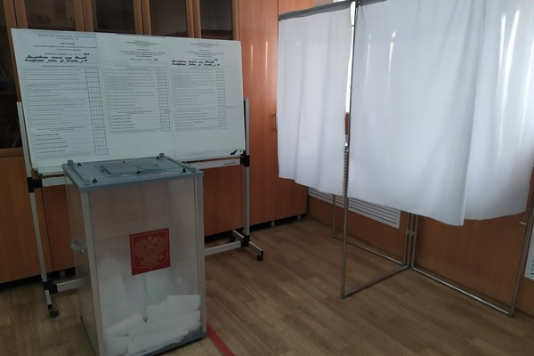 В Тамбовской области выявлено порядка 40 возможных нарушений на выборах