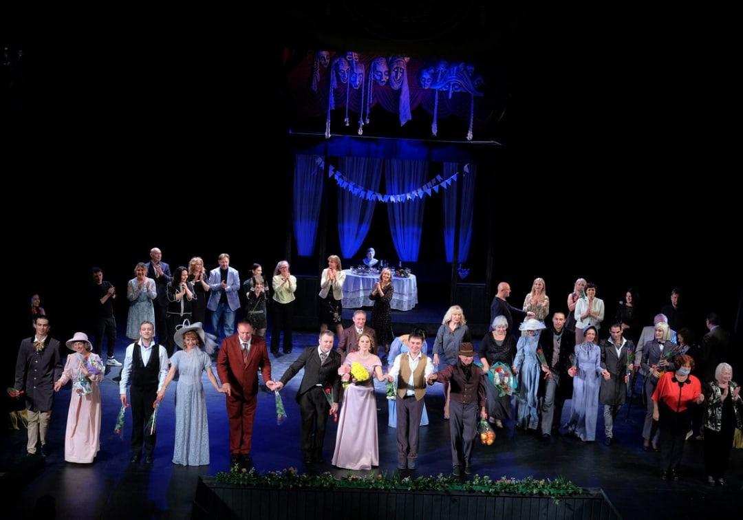 В Тамбовском драмтеатре открылся юбилейный 235-й театральный сезон