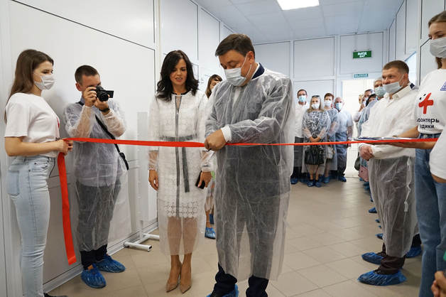 В тамбовском ВУЗе открылась новая клинико-диагностическая лаборатория