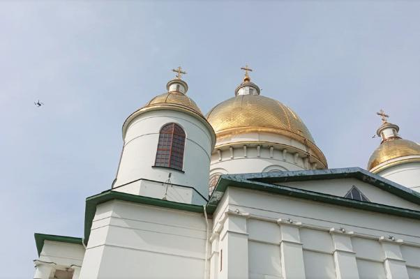 В ТГУ продолжают создавать 3D-модели соборов Тамбовской области