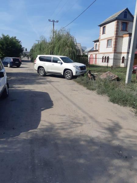В Жердевке две женщины на иномарках не поделили дорогу