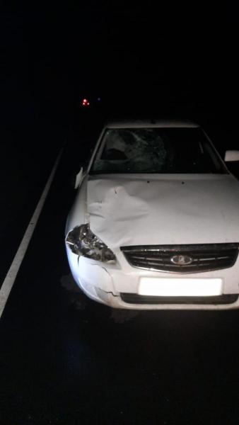 За прошедшие выходные под колёсами автомобилей погиб пешеход