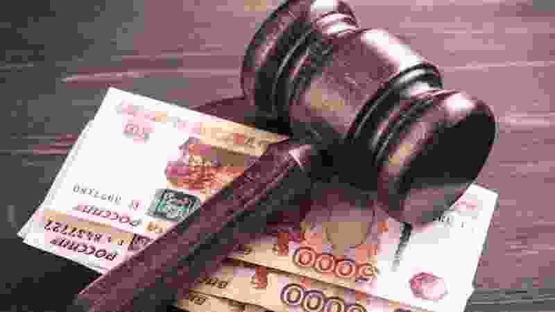 Железнодорожник заплатит штраф за оскорбление начальницы ж/д станции в Тамбовском районе