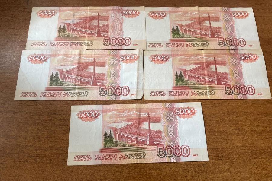 Житель Тамбовской области попытался дать взятку сотруднику ГИБДД