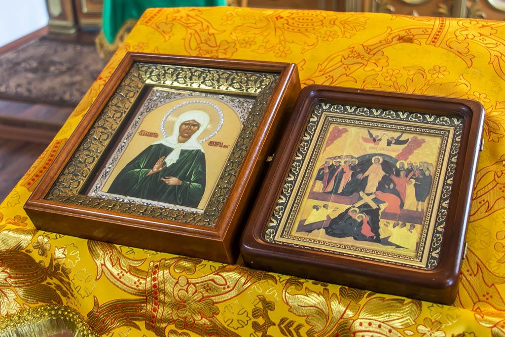 Два новых храма освятили в Тамбовской области