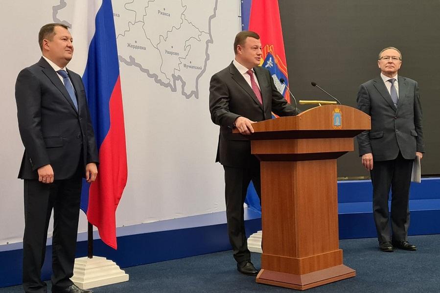 Экс-губернатор Тамбовской области оставил новому руководителю регион со множеством проблем