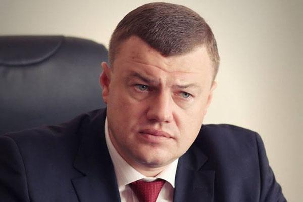Губернатор Тамбовской области Александр Никитин подал в отставку