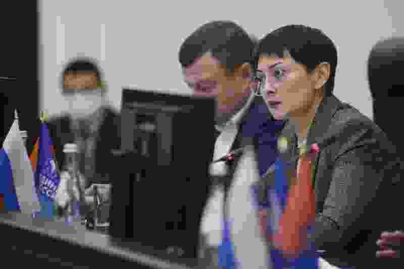 Ирина Тен возглавила фракцию «Единой России» в Тамбовской областной Думе