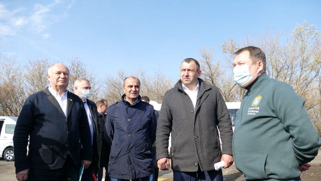 Котовск посетил врио главы администрации Тамбовской области Максим Егоров