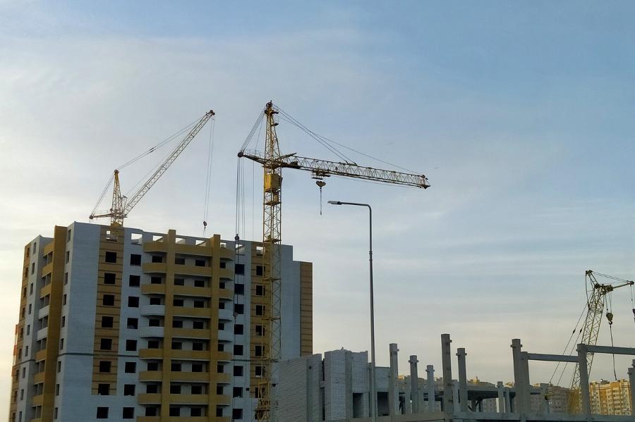 На севере Тамбова разбираются с законностью строительства очередной многоэтажки