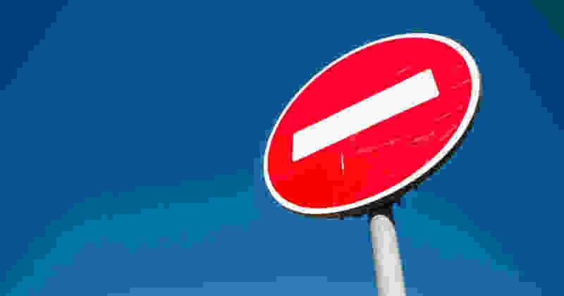 На улице Коммунальной в Тамбове временно прекращено автомобильное движение