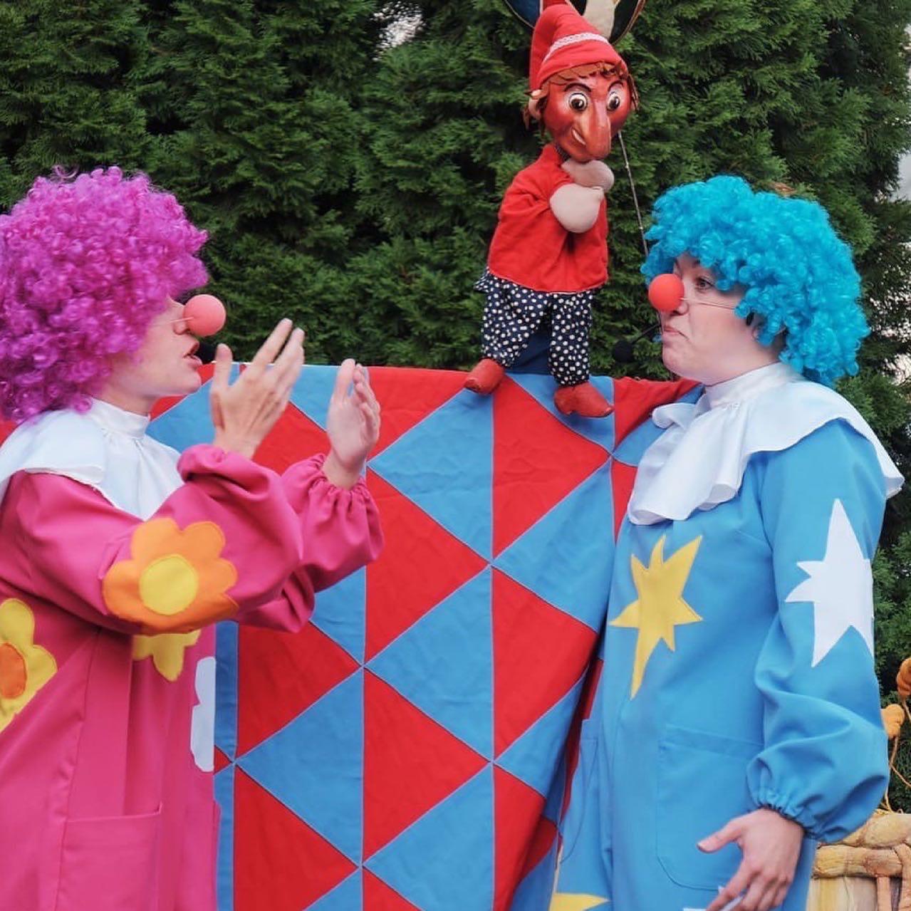 Насыщенна детская театральная афиша от «Блокнот Тамбов»