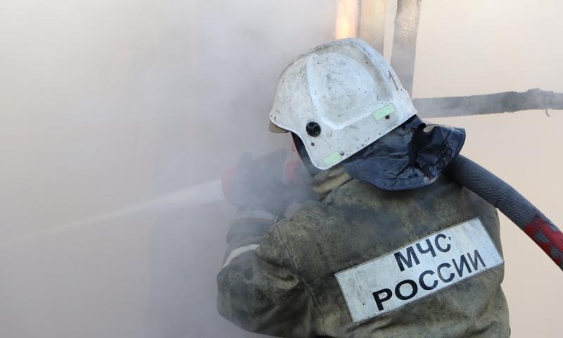 Неделя выдалась «жаркой»: в Тамбовской области произошло 77 пожаров
