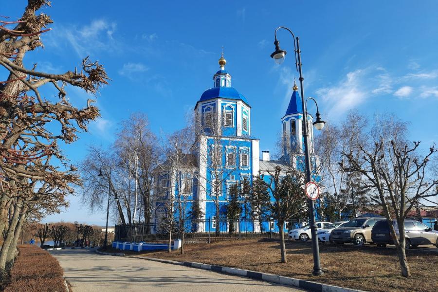 Православные тамбовчане отмечают Покров Пресвятой Богородицы