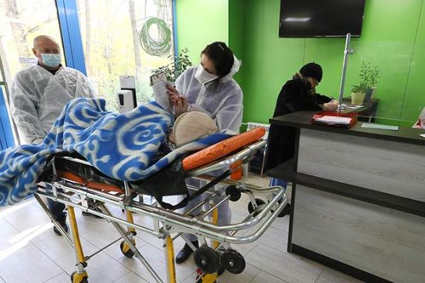 Стало известно о риске развития инсульта у пациентов с коронавирусом