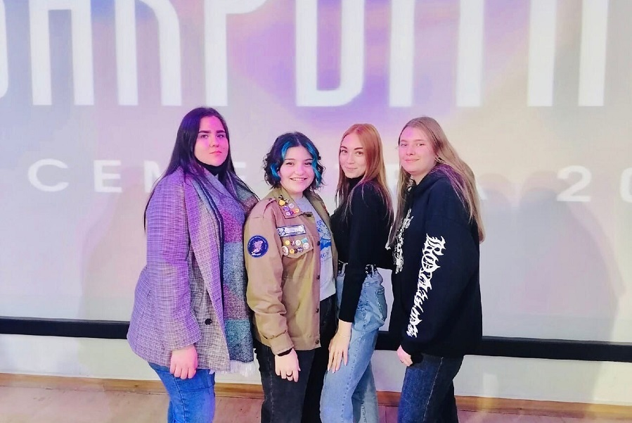 Студенты РАНХиГС приняли участие в праздничном концерте к закрытию трудового семестра студотрядов