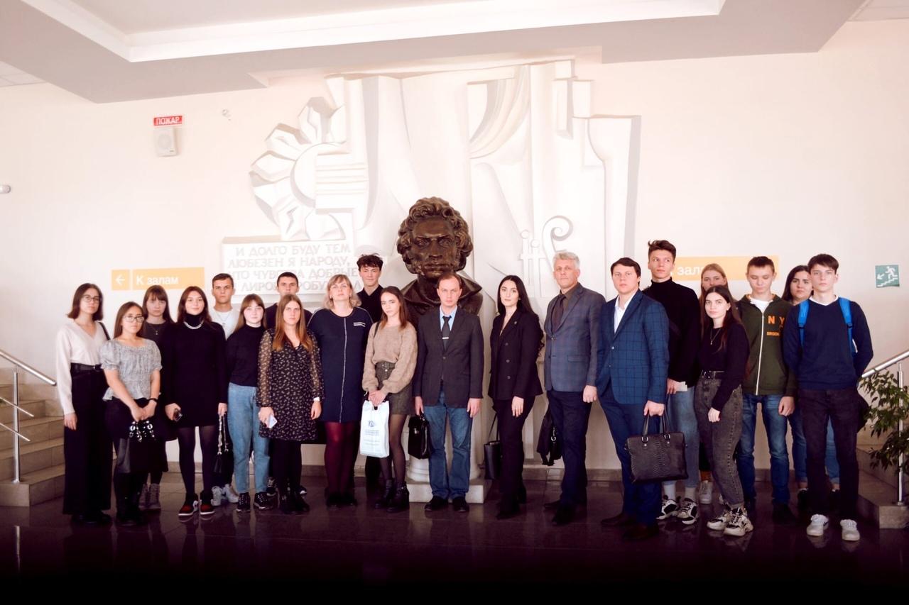Студенты Тамбовского филиала РАНХиГС приняли участие в заседании Клуба молодого юриста