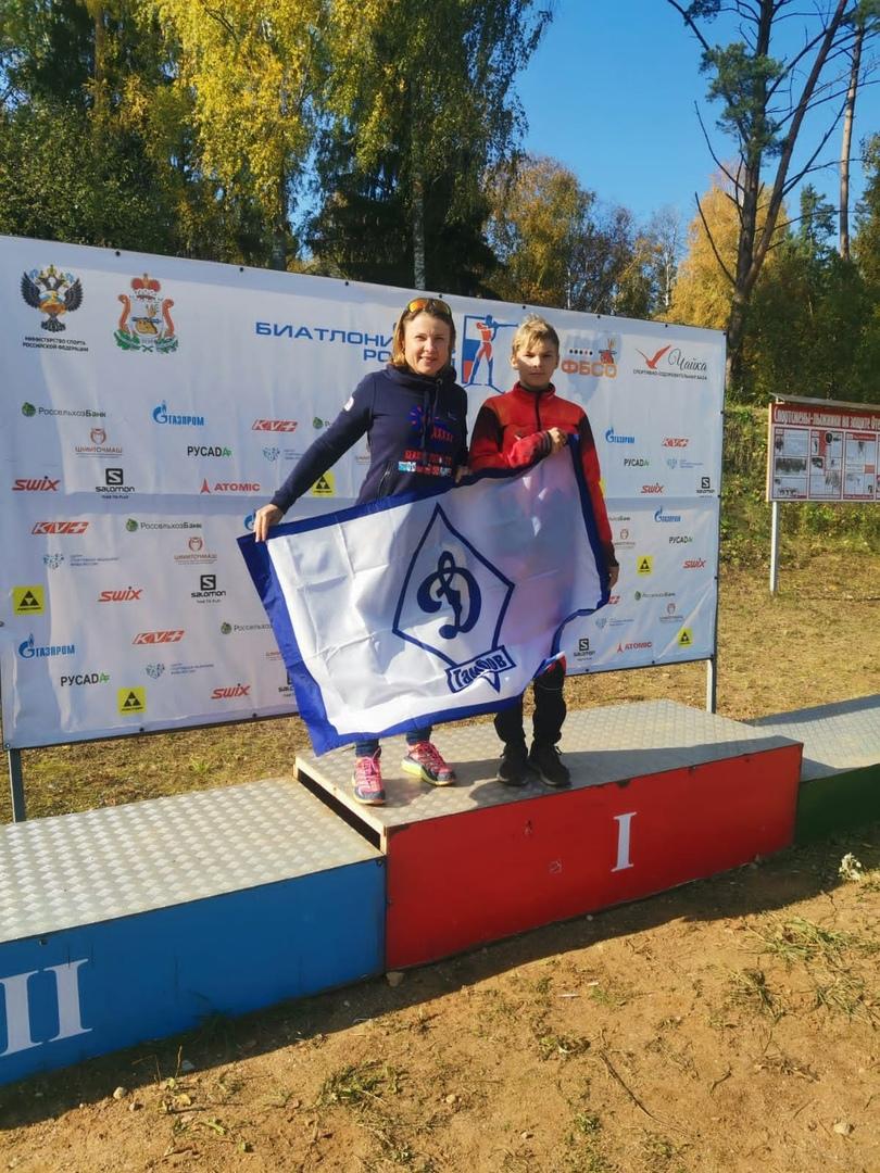 Тамбовчанин стал абсолютным победителем стрелкового упражнения на Первенстве России по биатлону