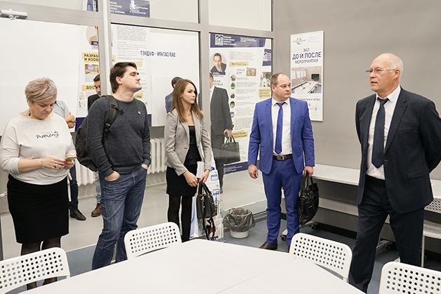 В Державинском открылся Центр развития производственных систем