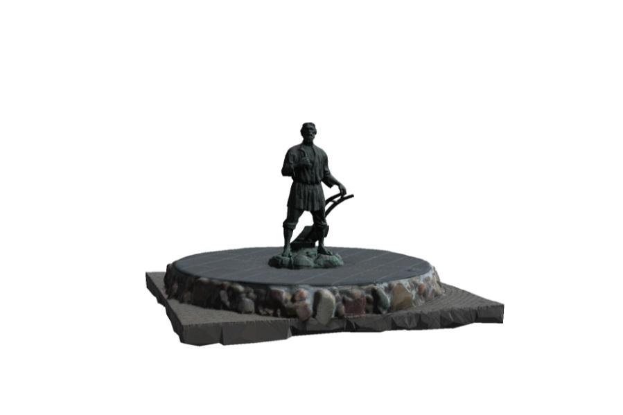 В Державинском создают 3D-модели памятников Антоновского восстания