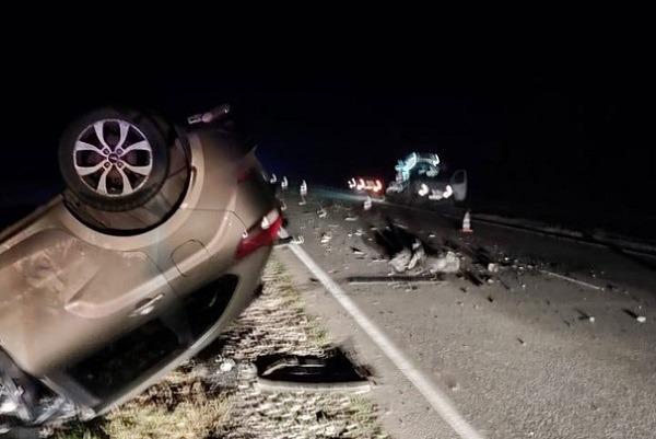 В Гавриловском районе «Lada XRAY» столкнулась с «КамАЗом», водитель кроссовера погиб