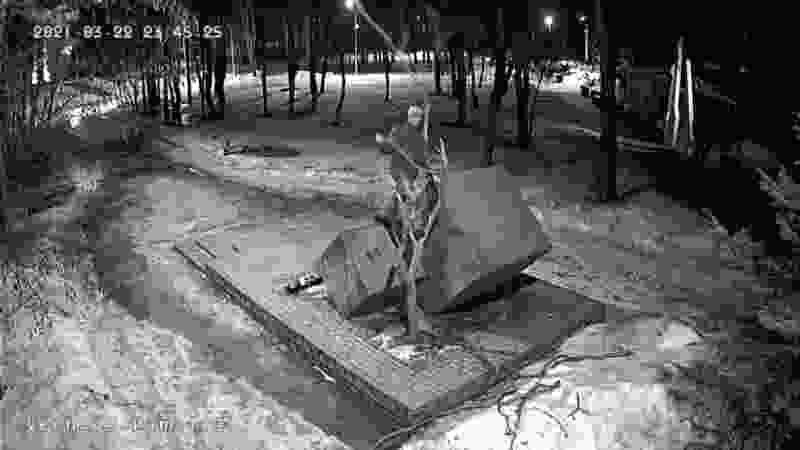 В Котовске будут судить «чеченца», поломавшего воинский мемориал