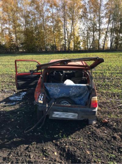 В Петровском районе в ДТП получил травмы 89-летний водитель