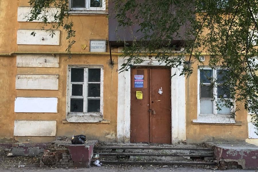 В Тамбове проводят рейды по части содержания фасадов зданий