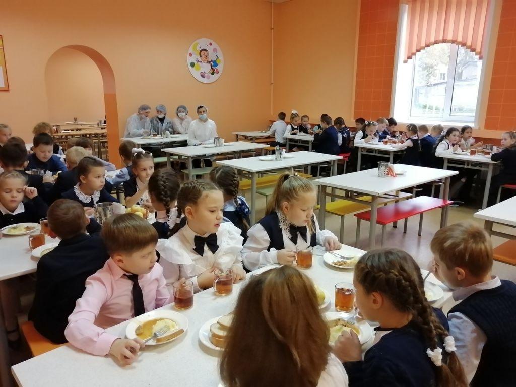 В тамбовских школах продолжается родительский контроль за организацией питания
