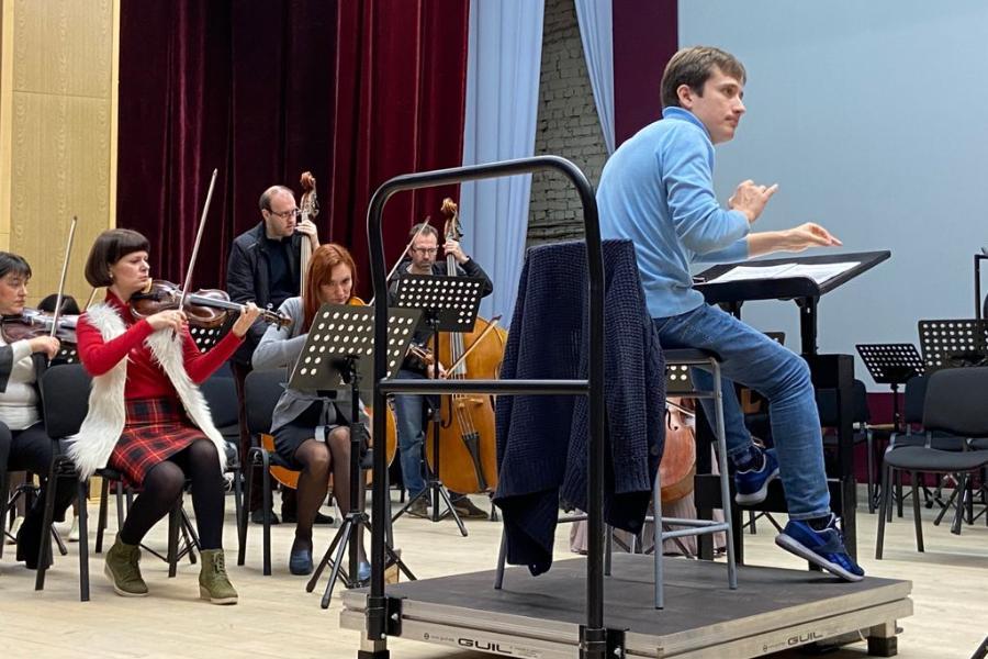 В Тамбовской области новый сезон откроет Академический симфонический оркестр имени Сергея Рахманинова