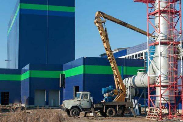 В Уварово остановилось строительство крупного завода по переработке зерна