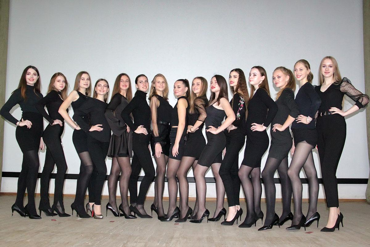 Зачем девушки приходят на конкурс красоты?