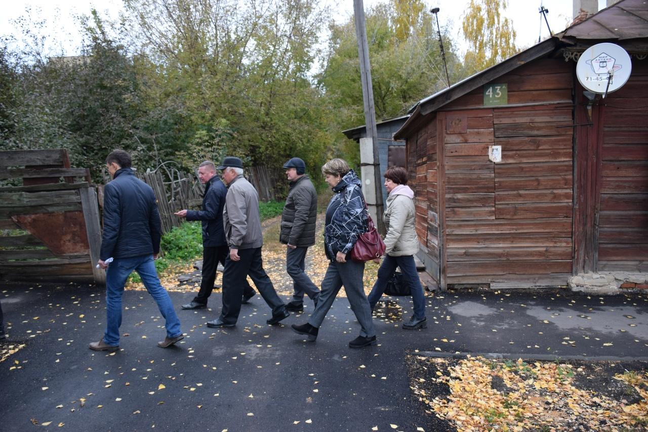 Жители Максима Горького оценили проведённый ремонт дороги